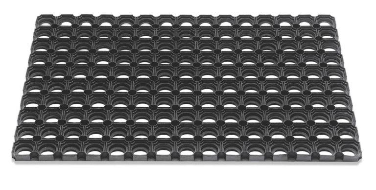 Domino Gummiringmatte